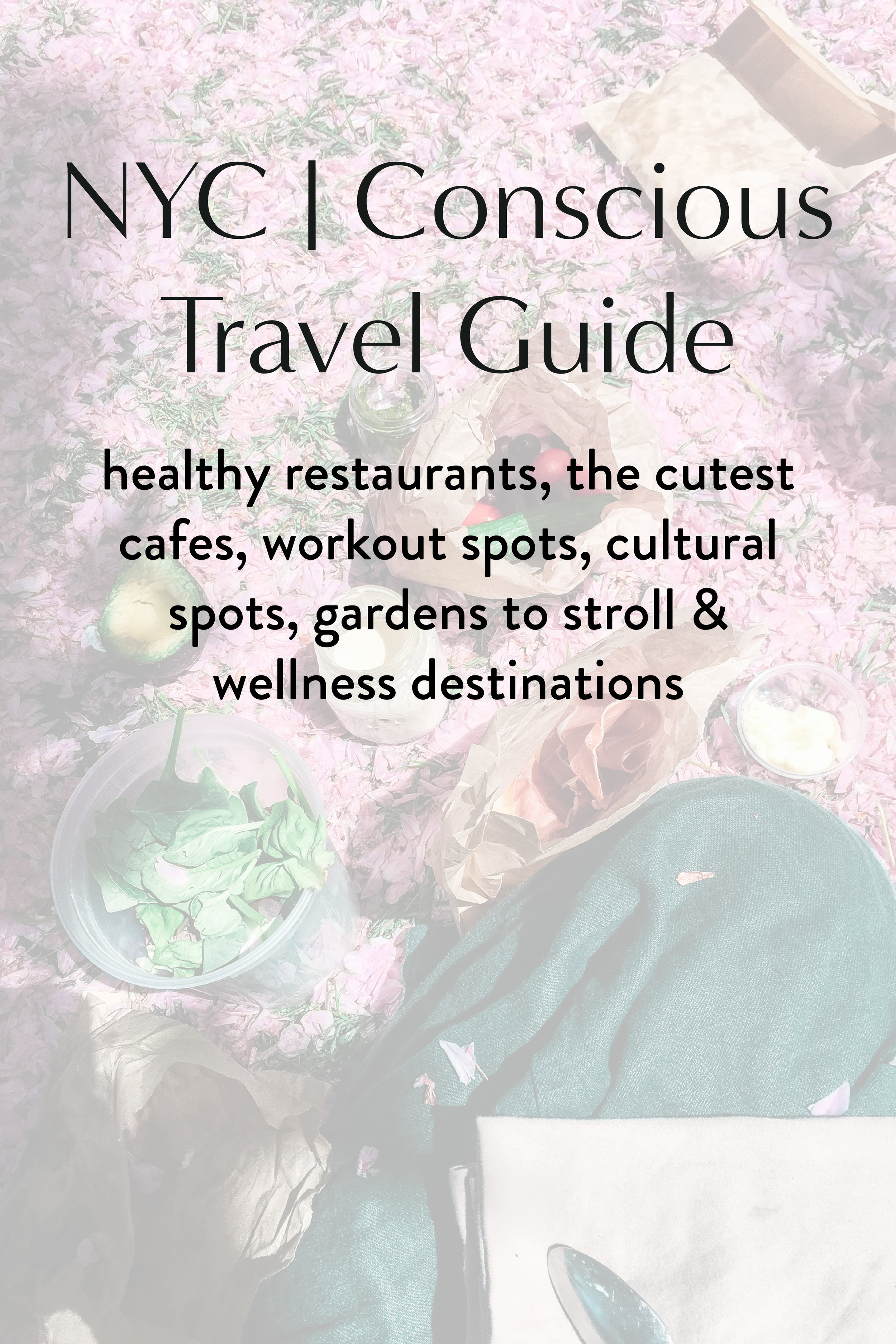 NYC | Conscious Travel Guide