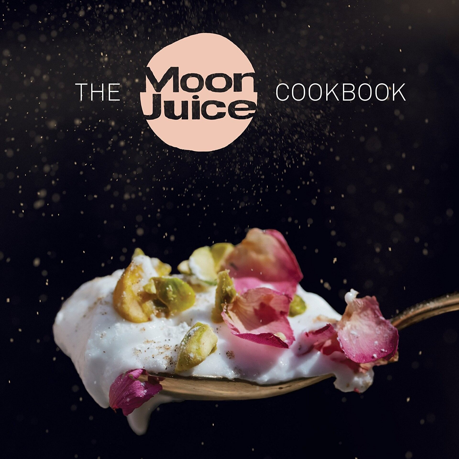 Moon Juice Cookbook - A great resource for learning about nut mylks & adaptogens.
