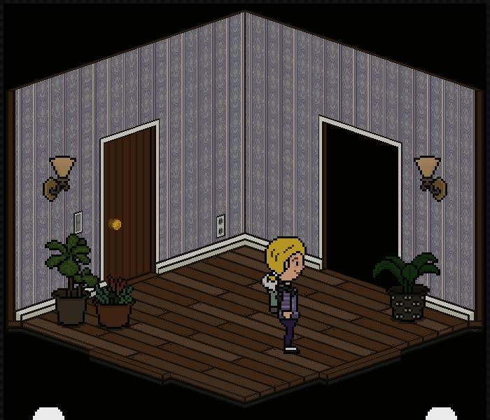 The Hallway - The least interesting room.