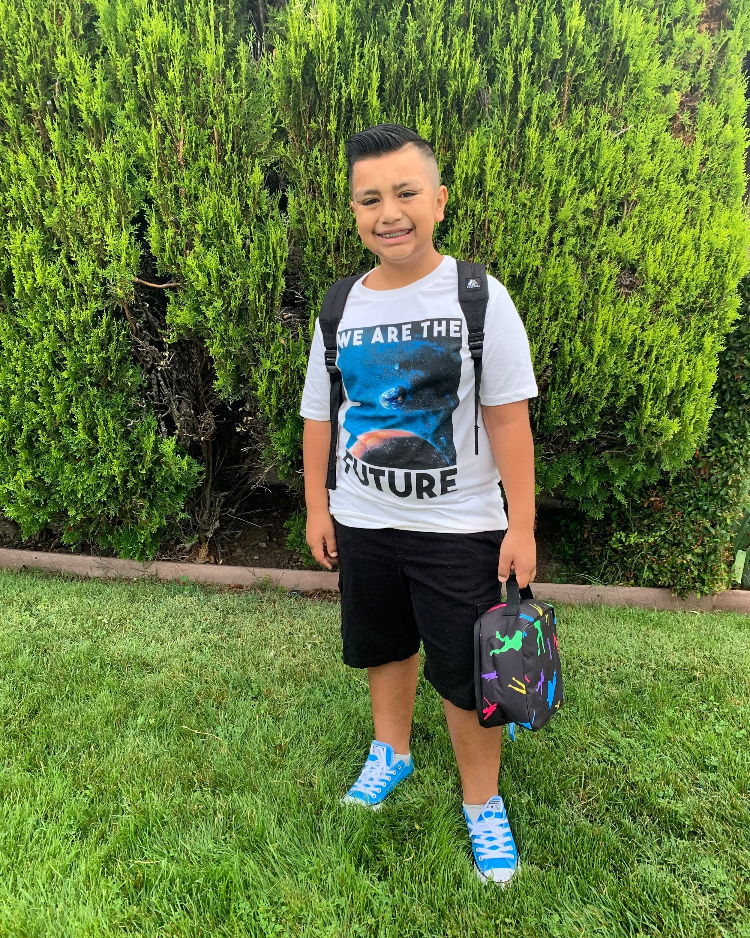 JESSE MARQUEZ-BARRIOS - MAGIC Buddy Since: 2019Age: 10 years oldFavorite song: Young & Wild by The StrumbellasHobbies: Hockey, Coding and MathWhen I Grow Up: I want to be an Architect