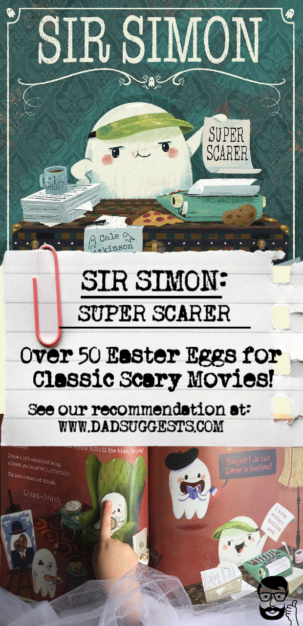 Sir Simon Super Scarer Book Review Pinterest Pin .png