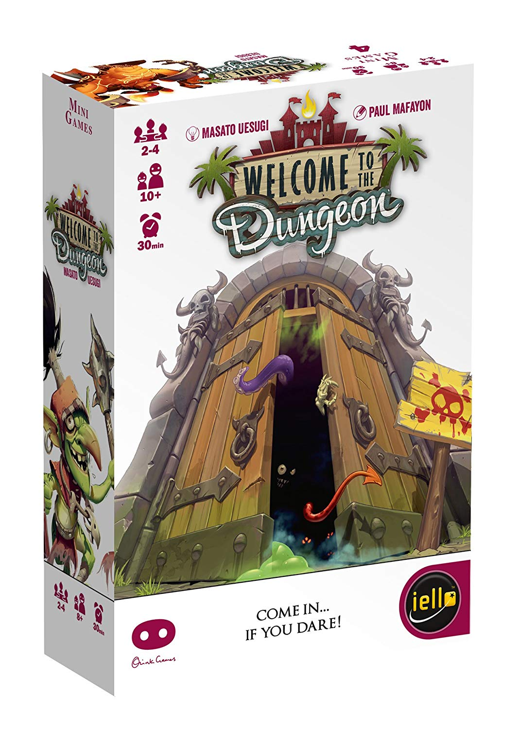 the best card games for families welcome to the dungeon.jpg