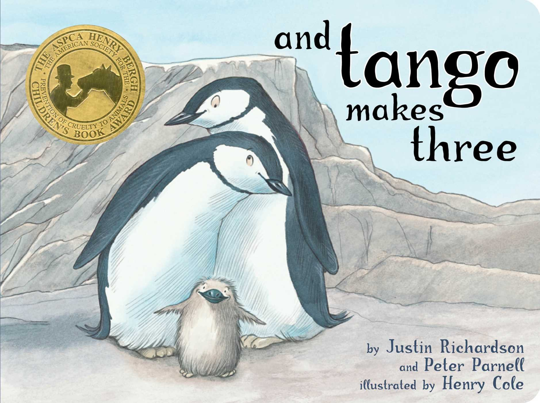 And Tango Makes Three picture book - The best picture books about love