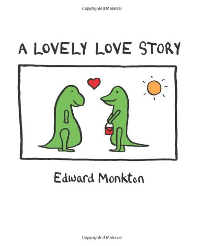 A Lovely Love Story by Edward Monkton - The best picture books about love