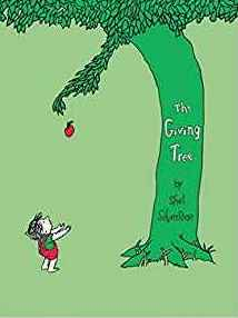 The Giving Tree by Shel Silverstein - The best picture books about love