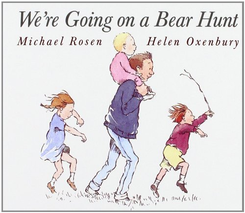the best board books for baby showers we're going on a bear hunt.jpg
