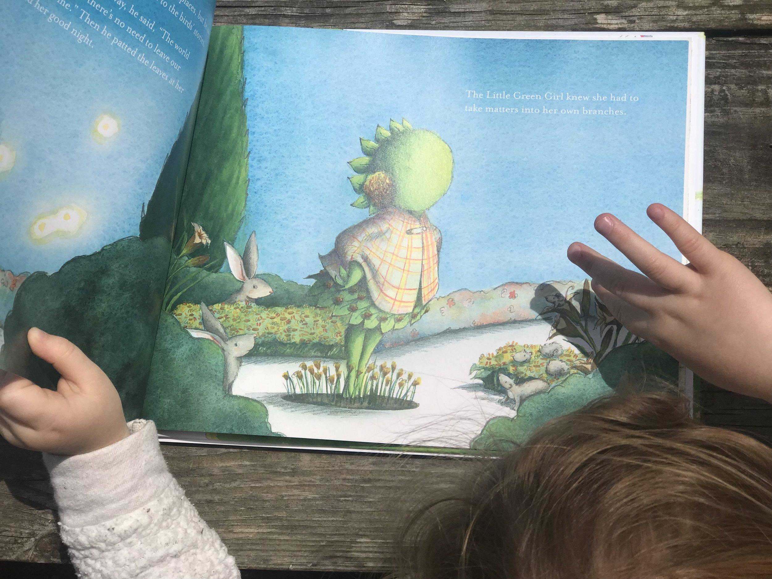the little green girl lisa anchin teaching empathy to kids 4.jpeg