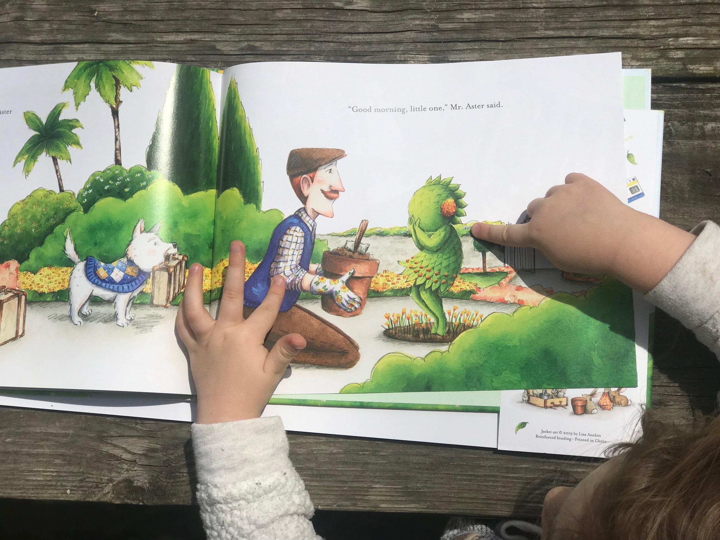 the little green girl lisa anchin teaching empathy to kids.jpeg