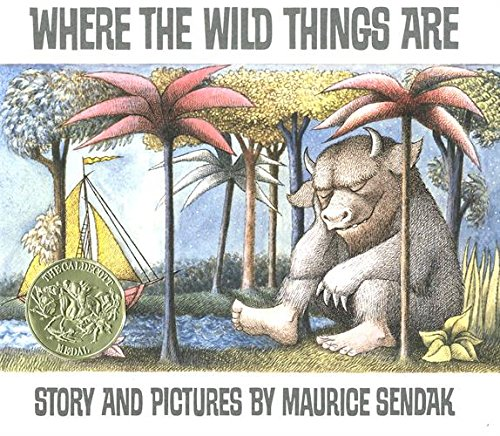 The Best Picture Books of All Time - Where The Wild Things Are.jpg