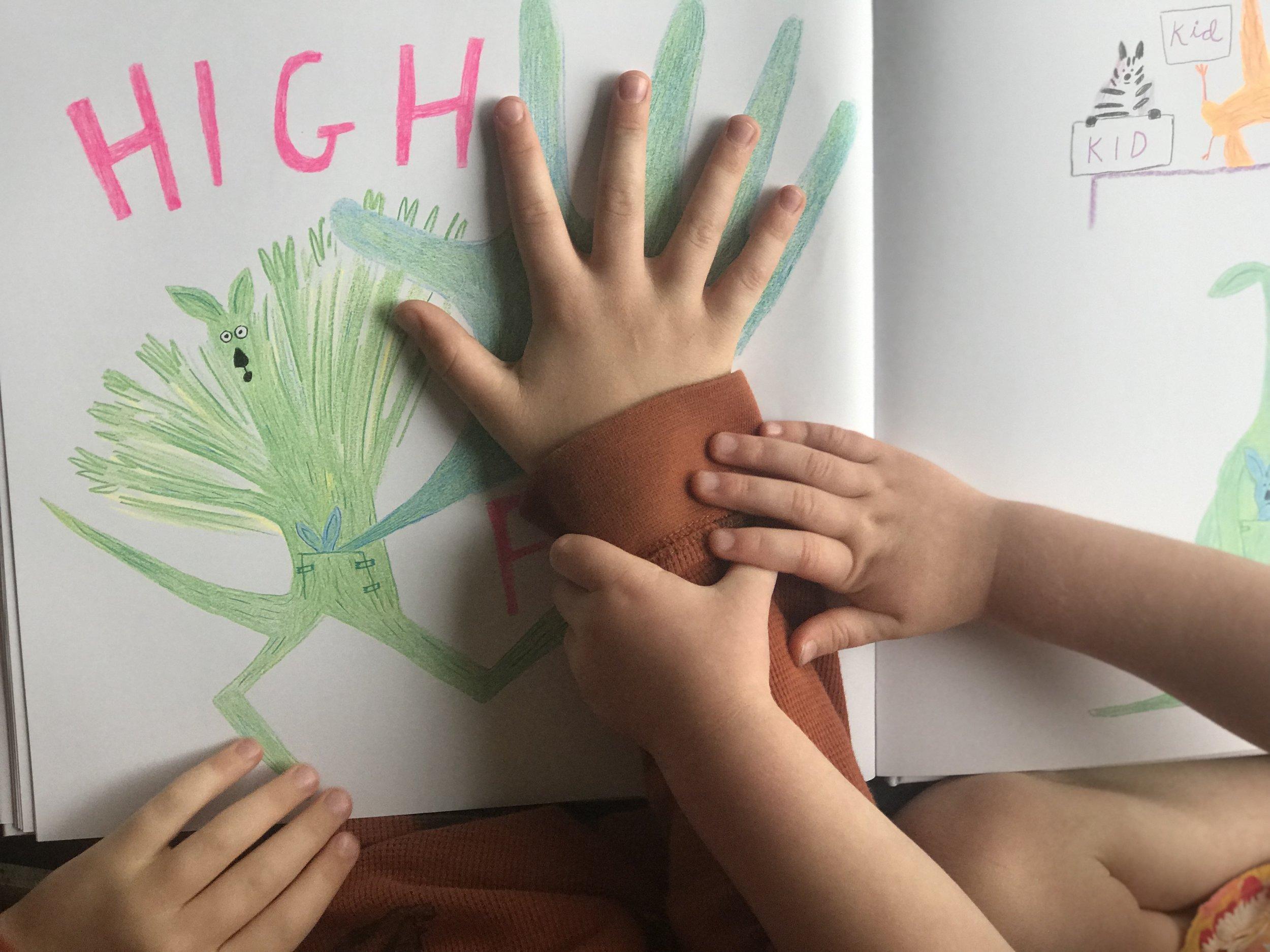 High Five picture book Adam Rubin Daniel Salmieri.jpg