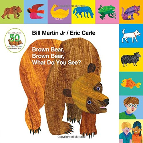 The Best Picture Books about Colors - Brown Bear, Brown Bear, What Do You See?.jpg