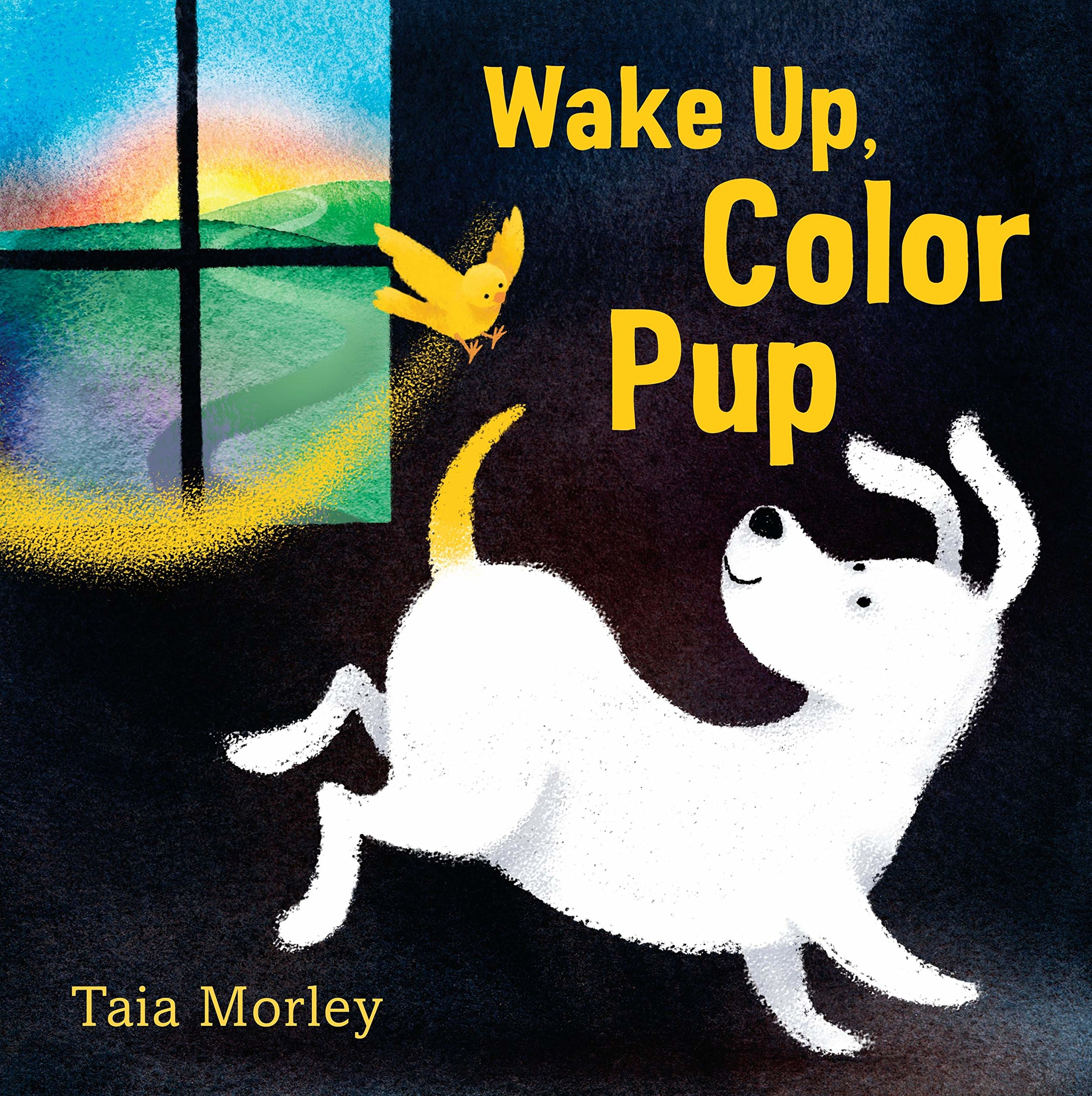 The Best Picture Books about Colors - Wake Up, Color Pup.jpg