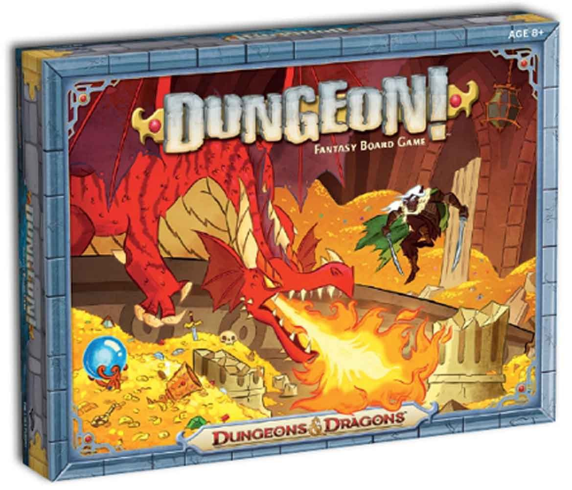 favorite fantasy board games for kids  - Dungeon!.jpg