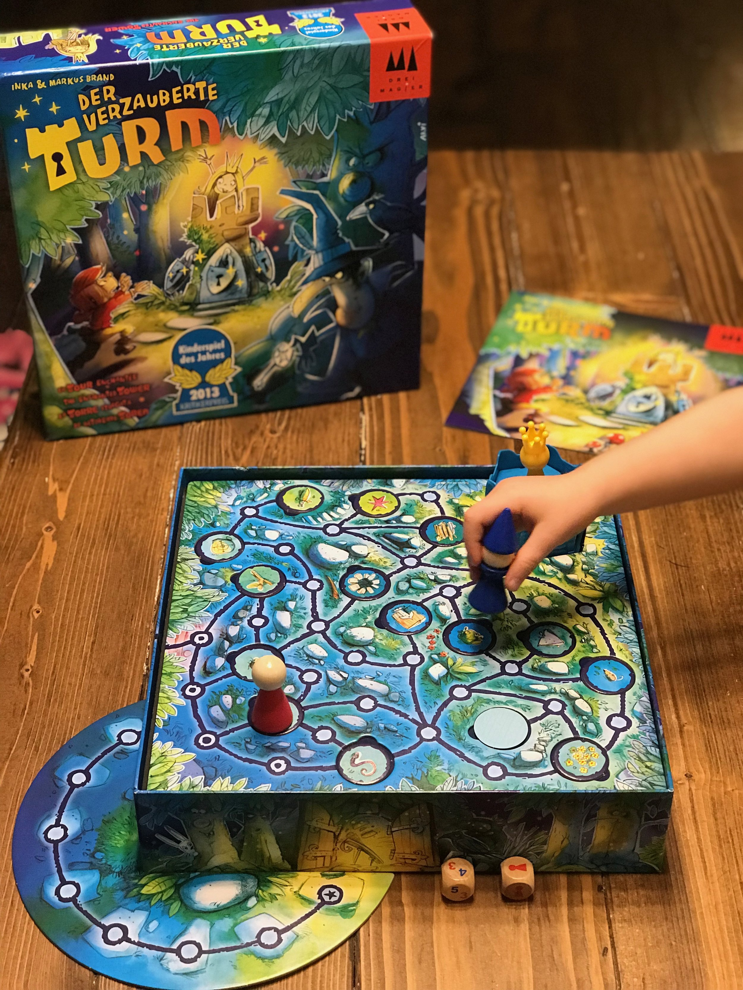 the enchanted tower family board game review.jpeg