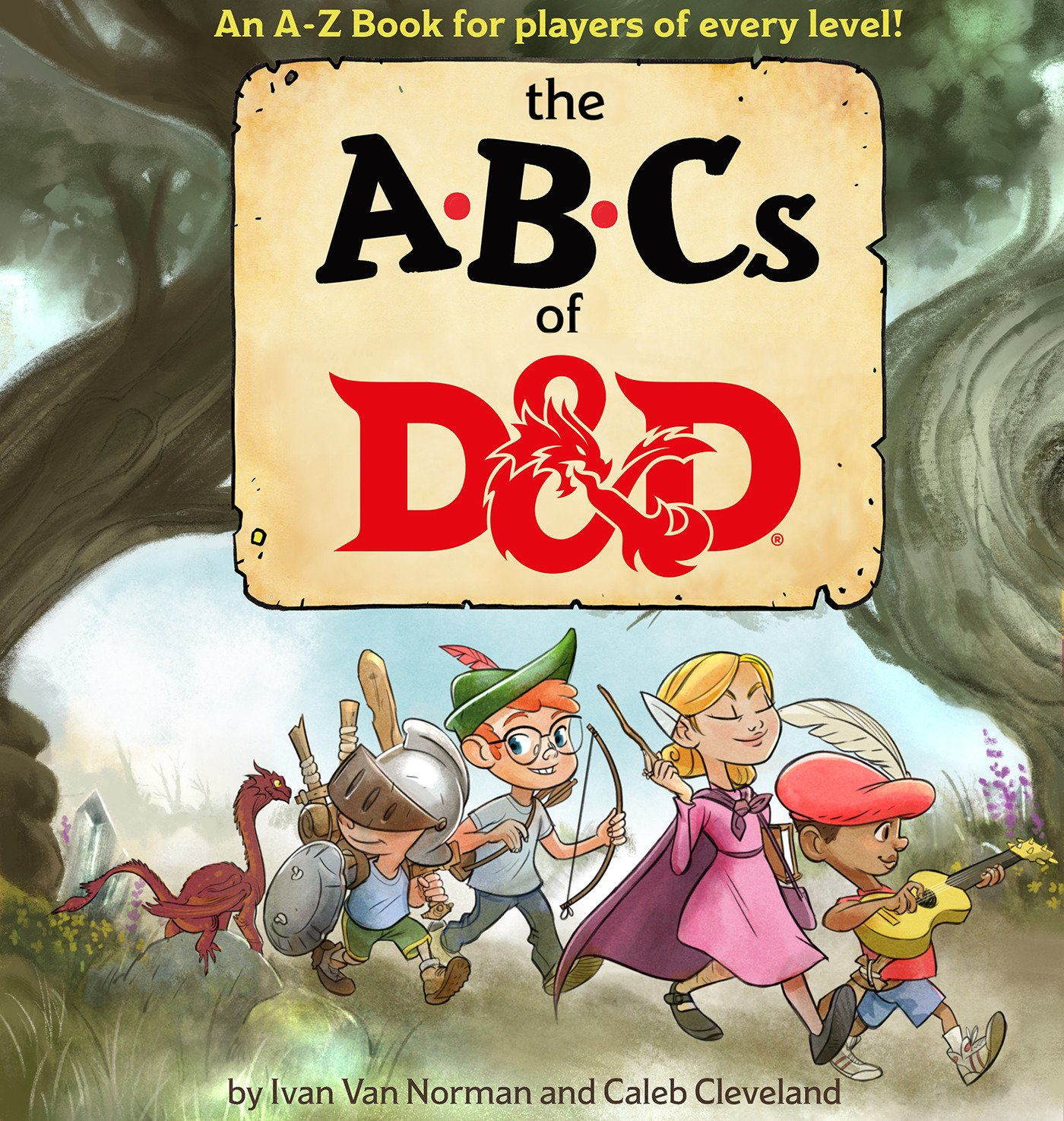 The Best ABC Picture Books - The ABCs of D&D.jpg