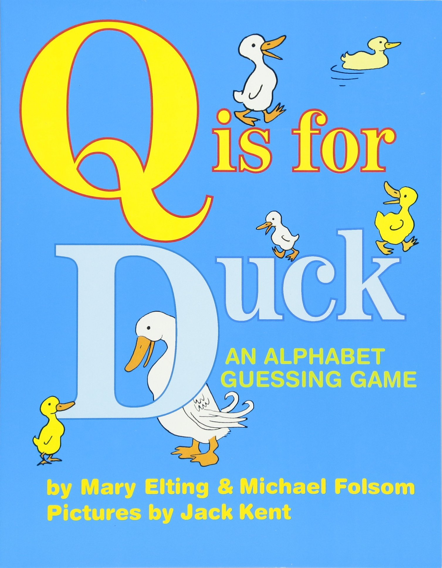 The Best ABC Picture Books - Q is for Duck.jpg