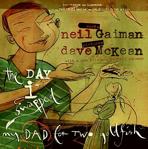 The Best Father's Day Picture Books - The Day I Swapped my Dad for Two Goldfish.jpg
