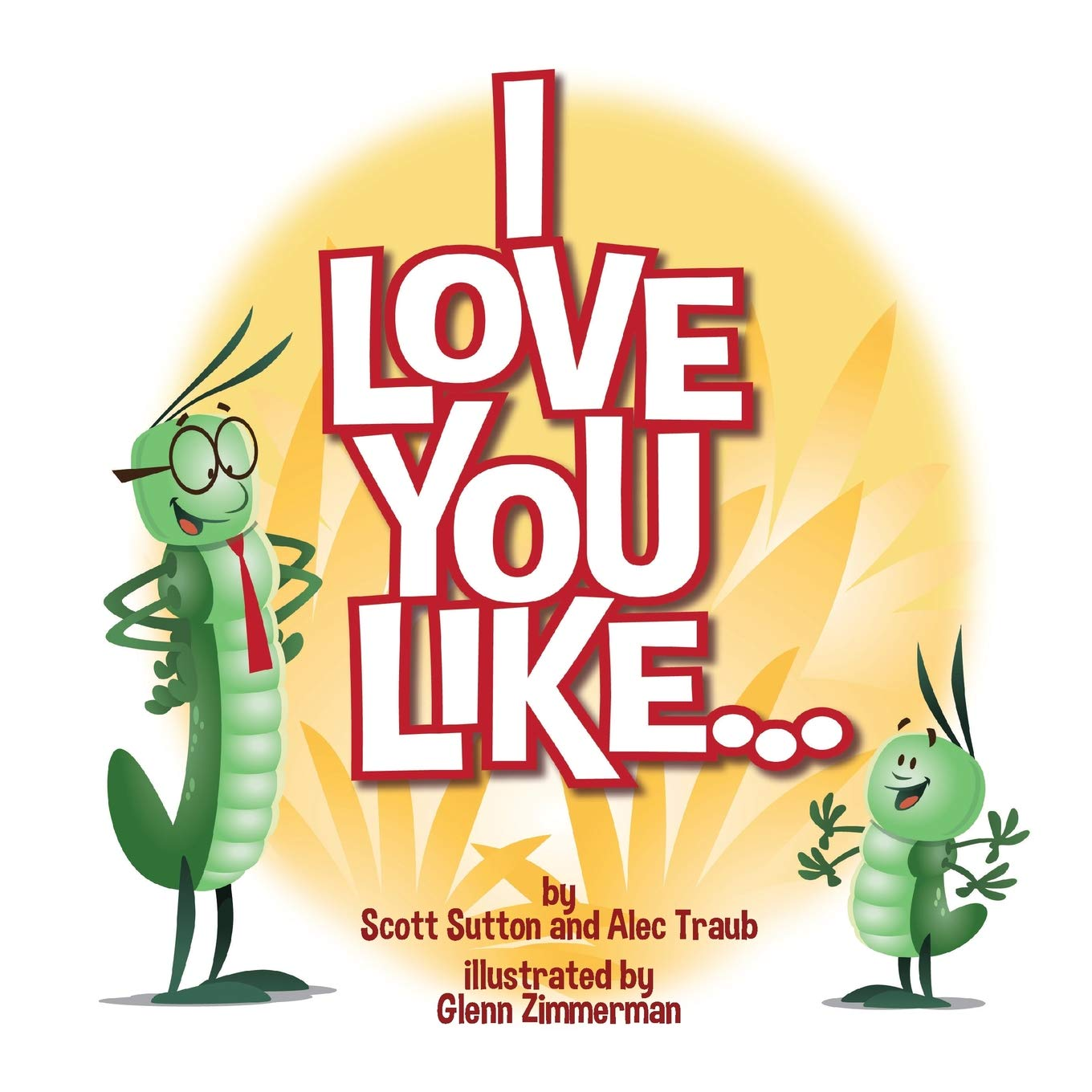 The best Father's Day Picture Books - I Love You Like.jpg