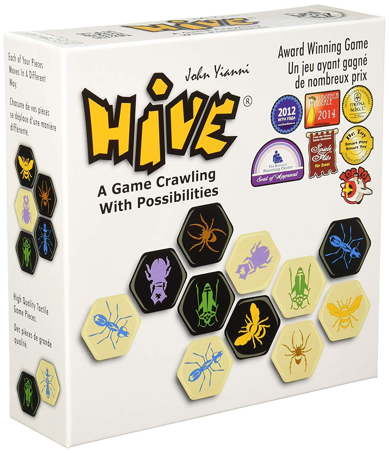 Best Family Board Games for Camping - hive.jpg