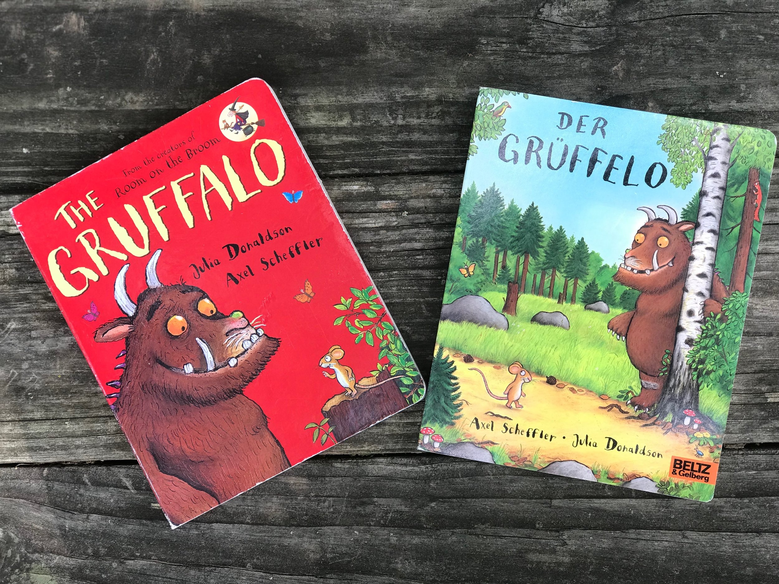 Teach Foreign Languages to Kids with Picture Books - the Gruffalo.jpeg