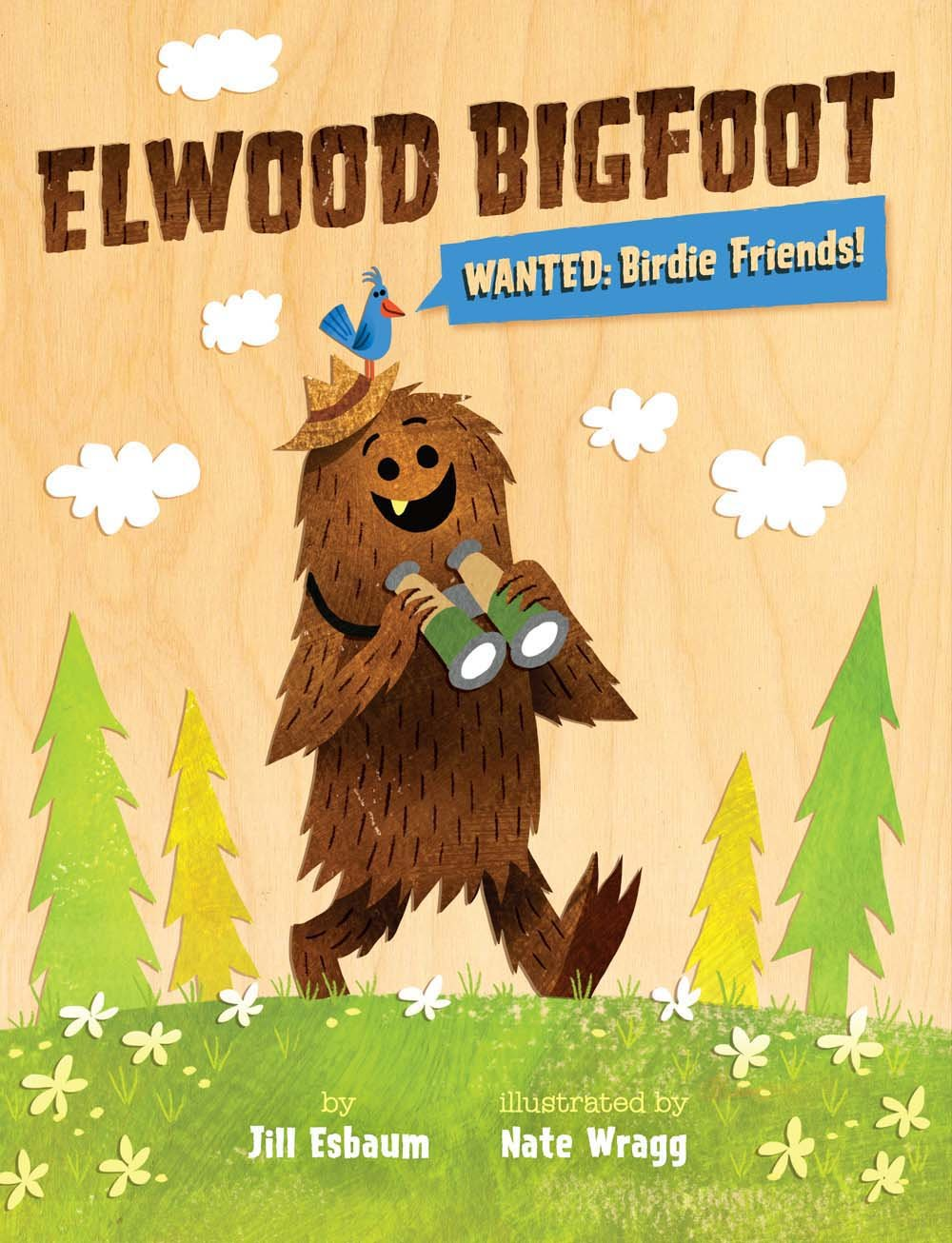 Picture Books that celebrate being yourself - Elwood Bigfoot.jpg