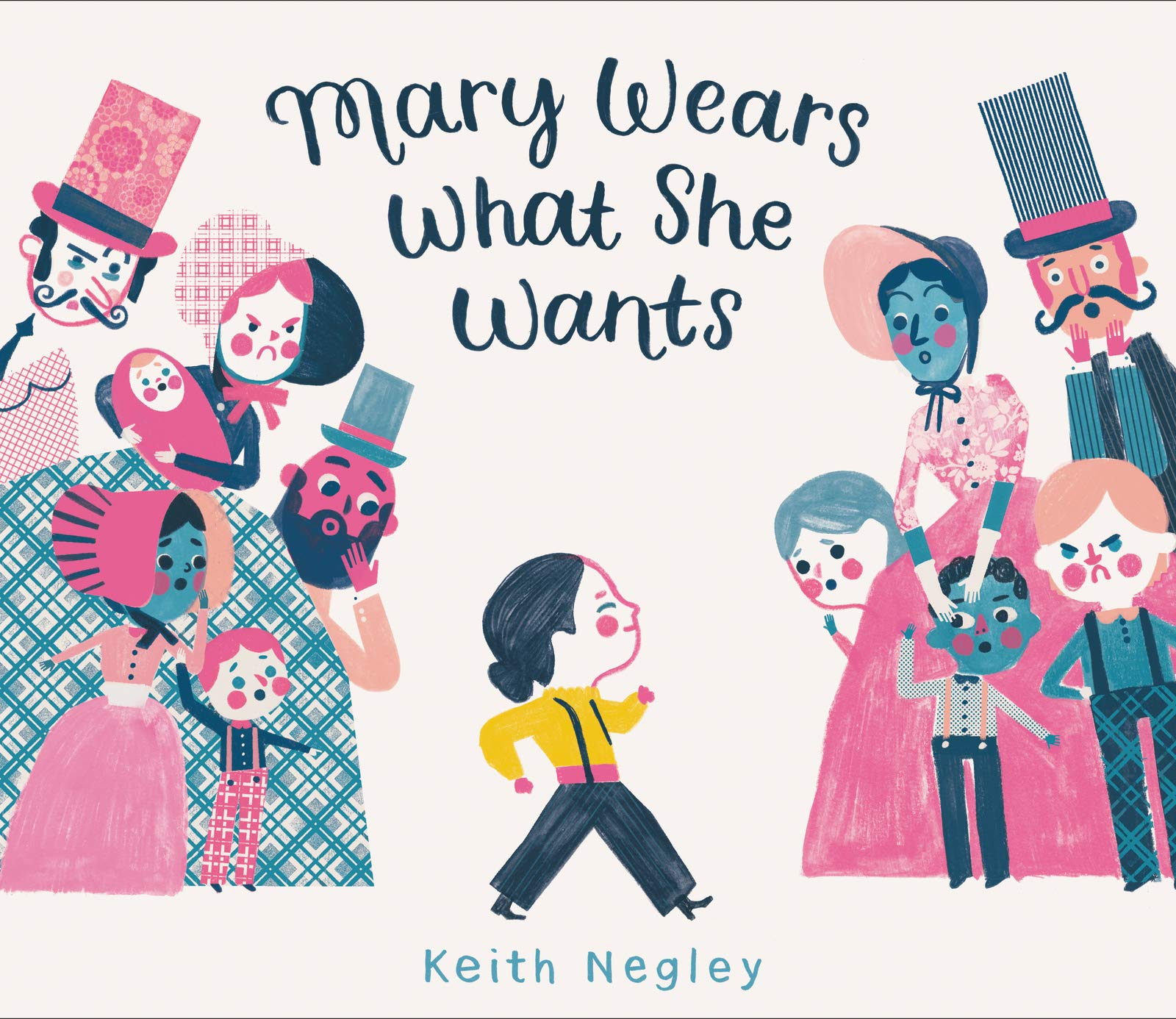 Picture Books that celebrate being yourself  - Mary wears what she wants.jpg
