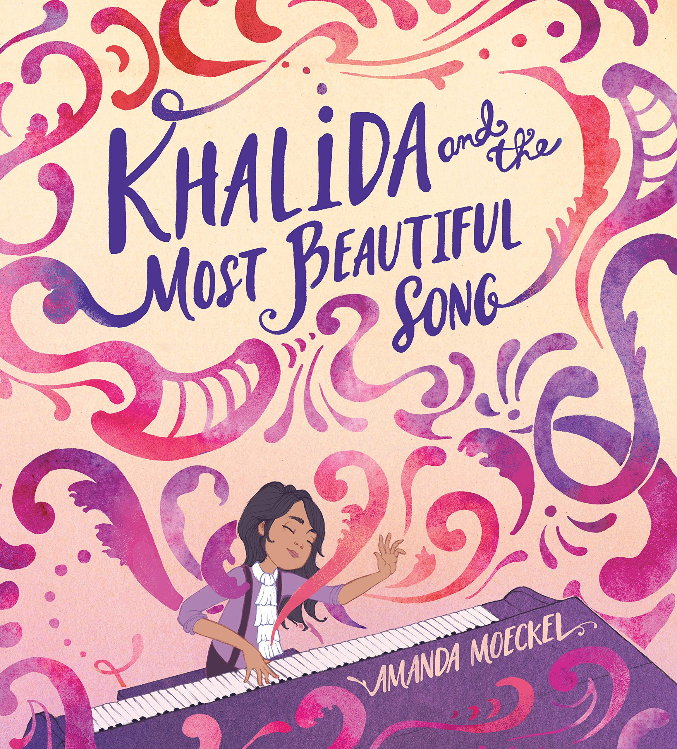 Picture Books that celebrate being yourself  - khalida and the most beautiful song.jpg
