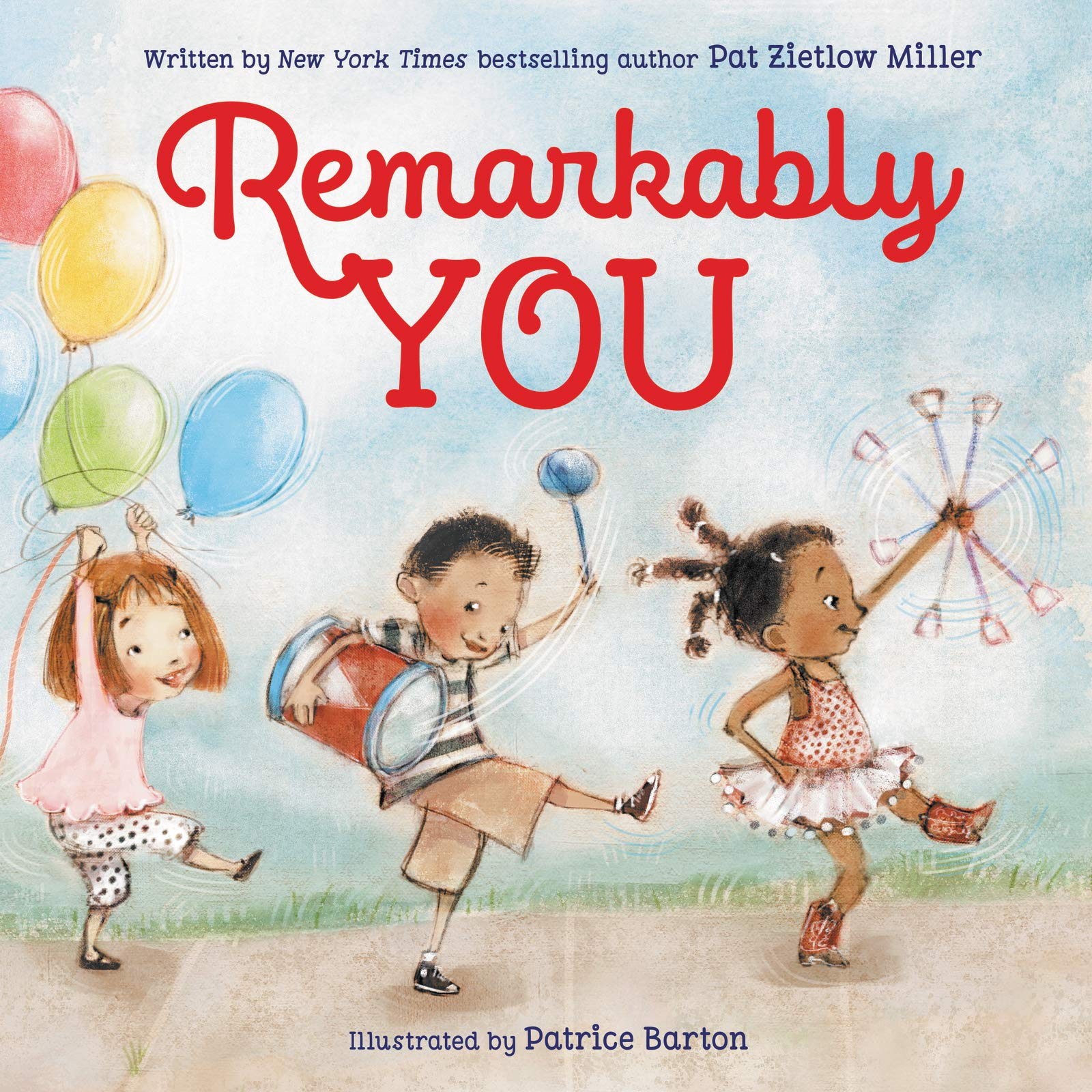 Picture Books that celebrate being yourself  - remarkably you.jpg