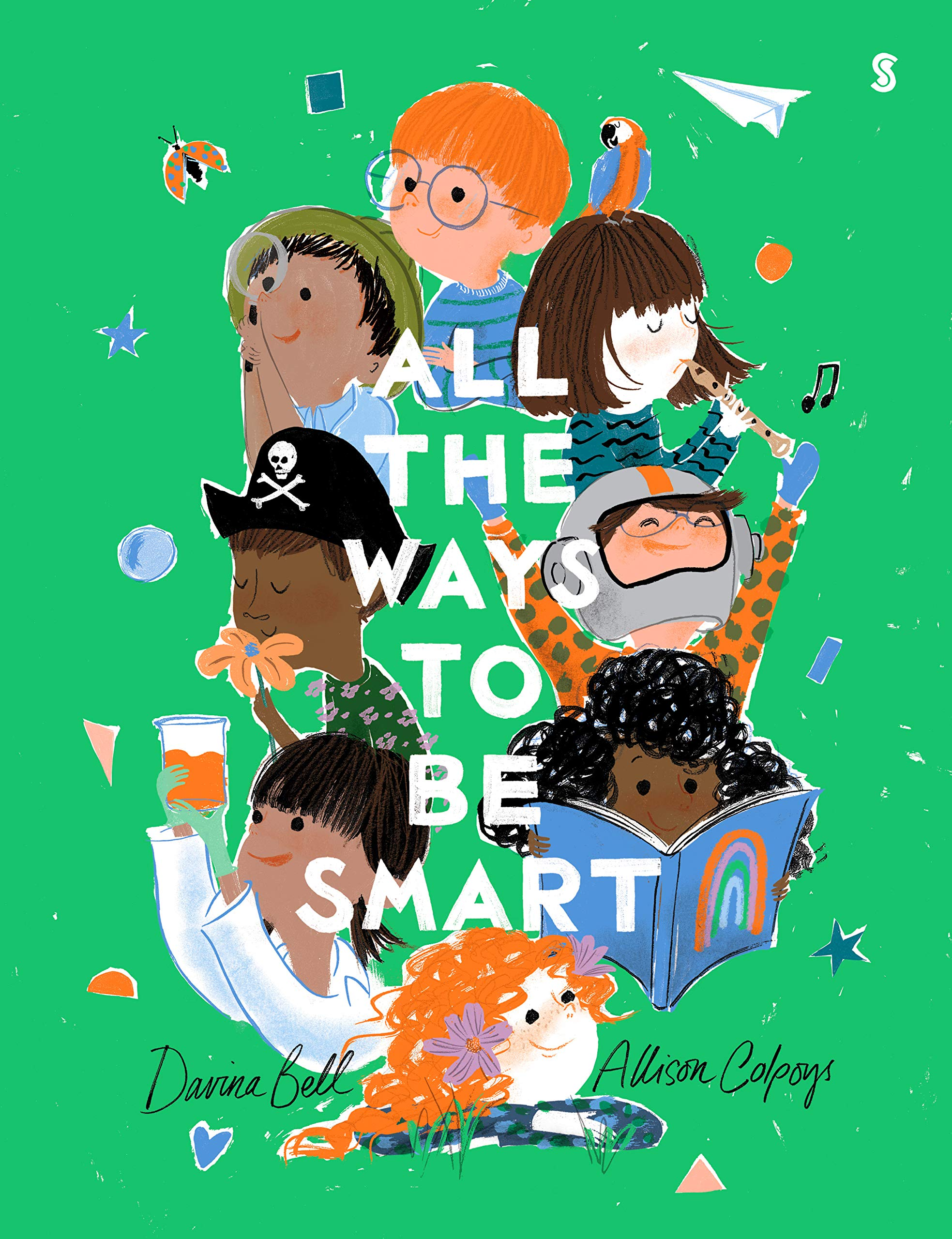 Picture Books that celebrate being yourself  - all the ways to be smart.jpg