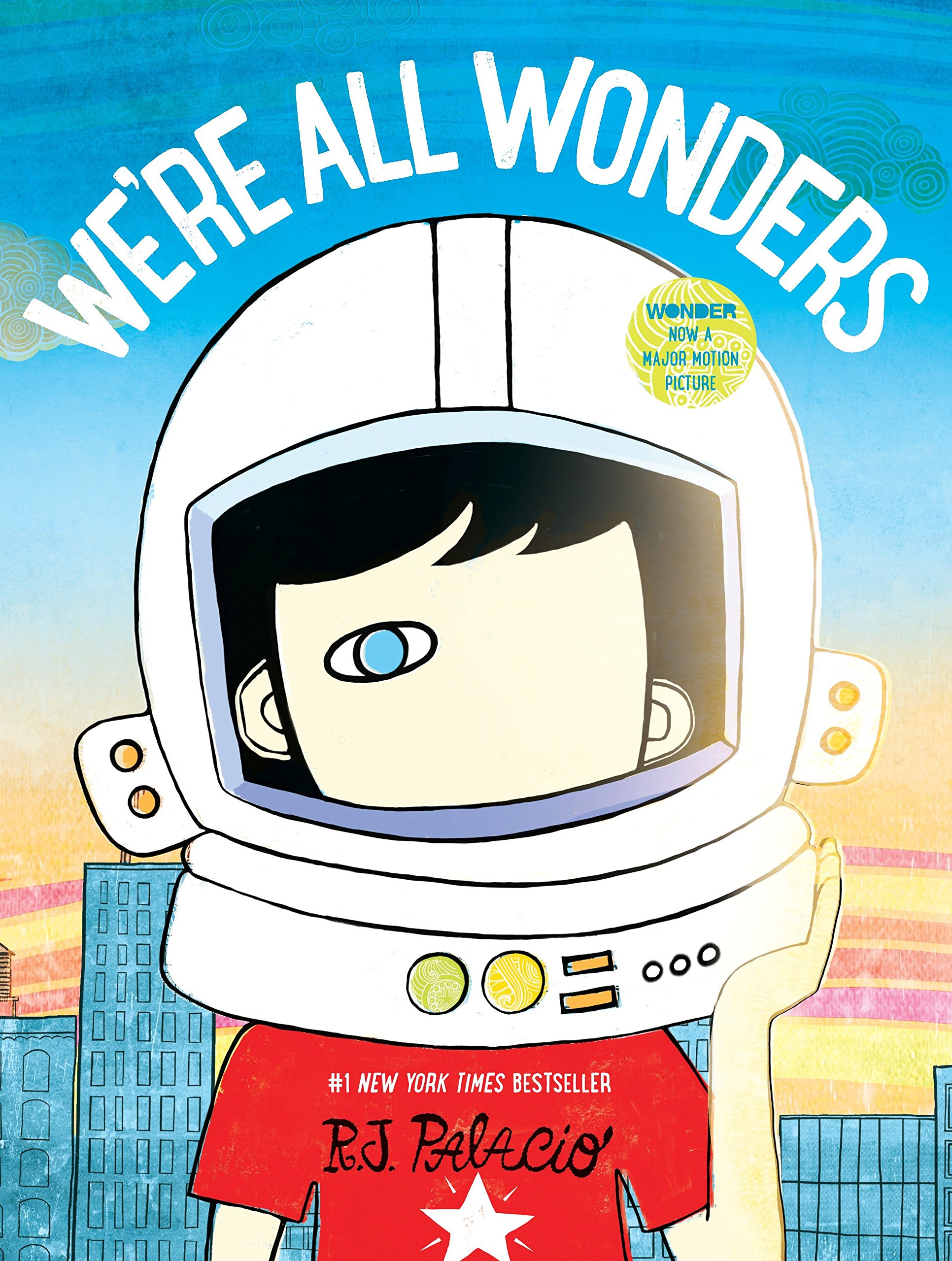 Picture Books that teach empathy to kids  - we're all wonders.jpg