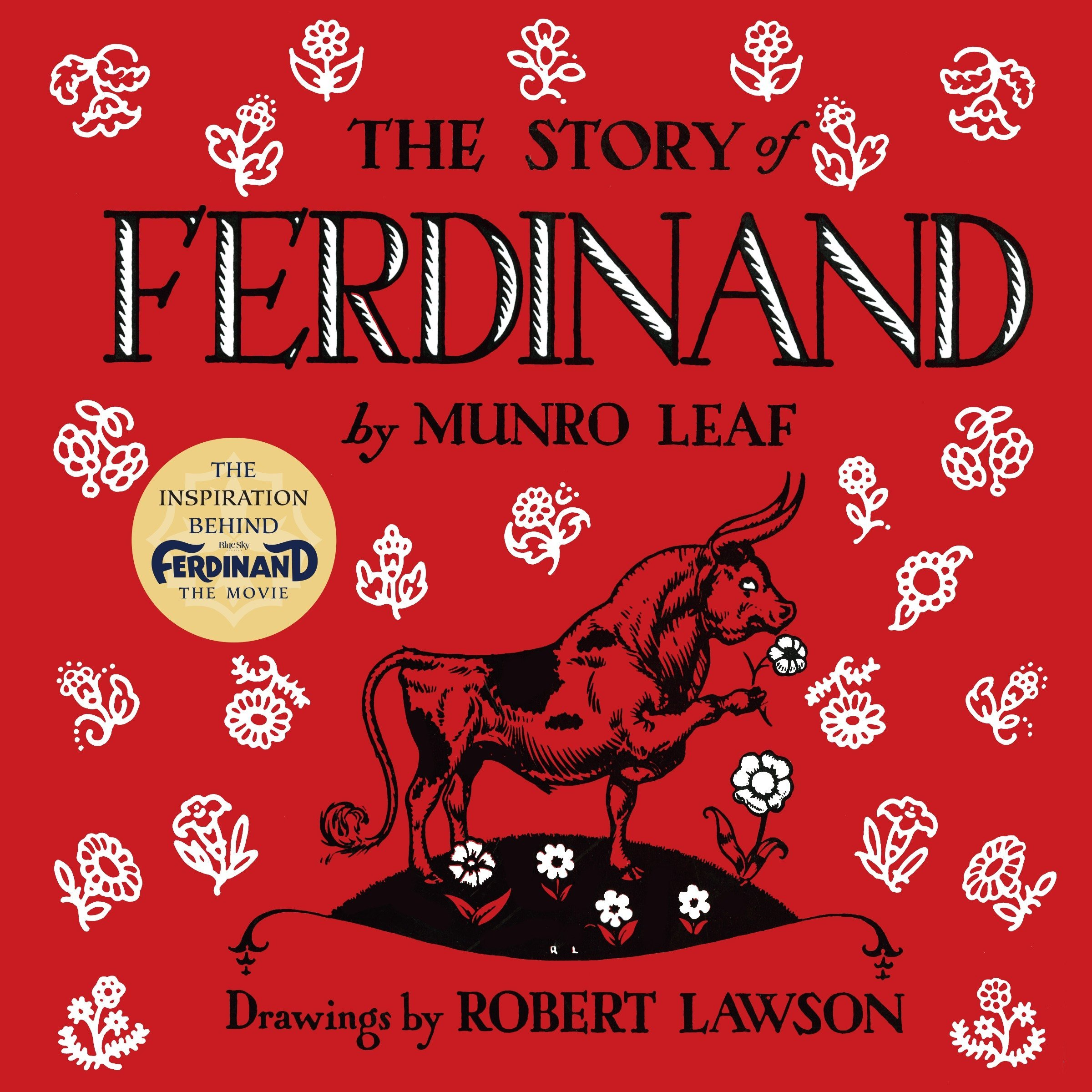 Picture Books that teach empathy to kids  - the story of ferdinand.jpg