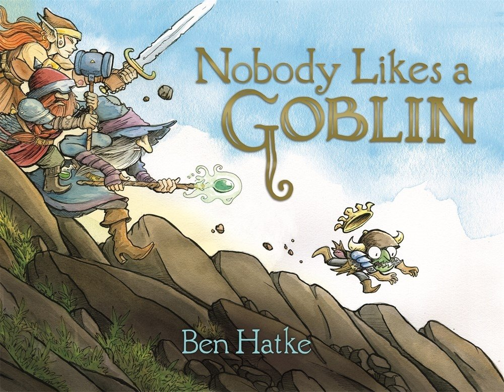 Picture Books that teach empathy to kids  - nobody likes a goblin.jpg