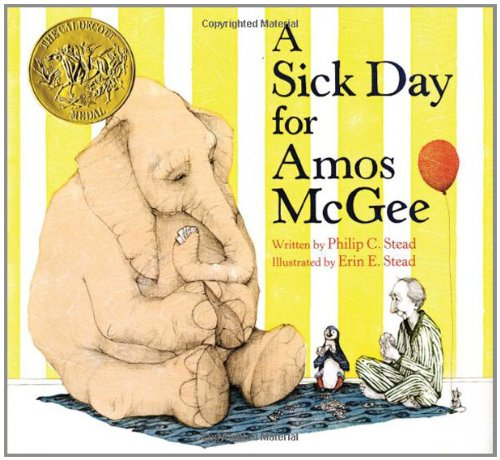 Picture Books that teach empathy to kids  - a sick day for amos mcgee.jpg