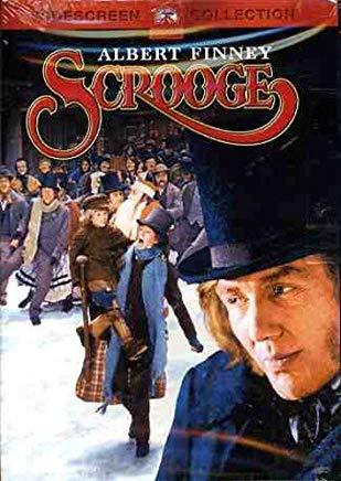 The Best Film Adaptations of A Christmas Carol  - Albert Finney's Scrooge.jpg