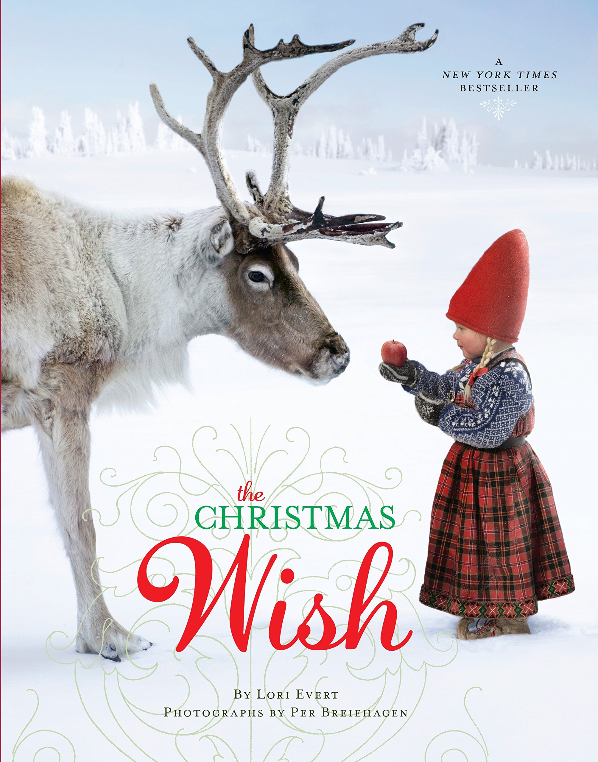 The Best Christmas Picture Books  - The Christmas Wish.jpg