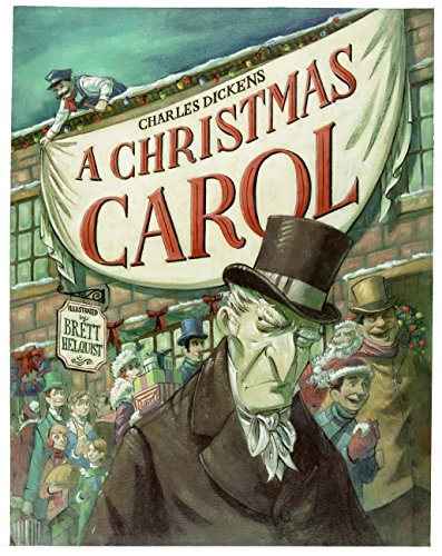 The Best Christmas Picture Books  - A Christmas Carol.jpg