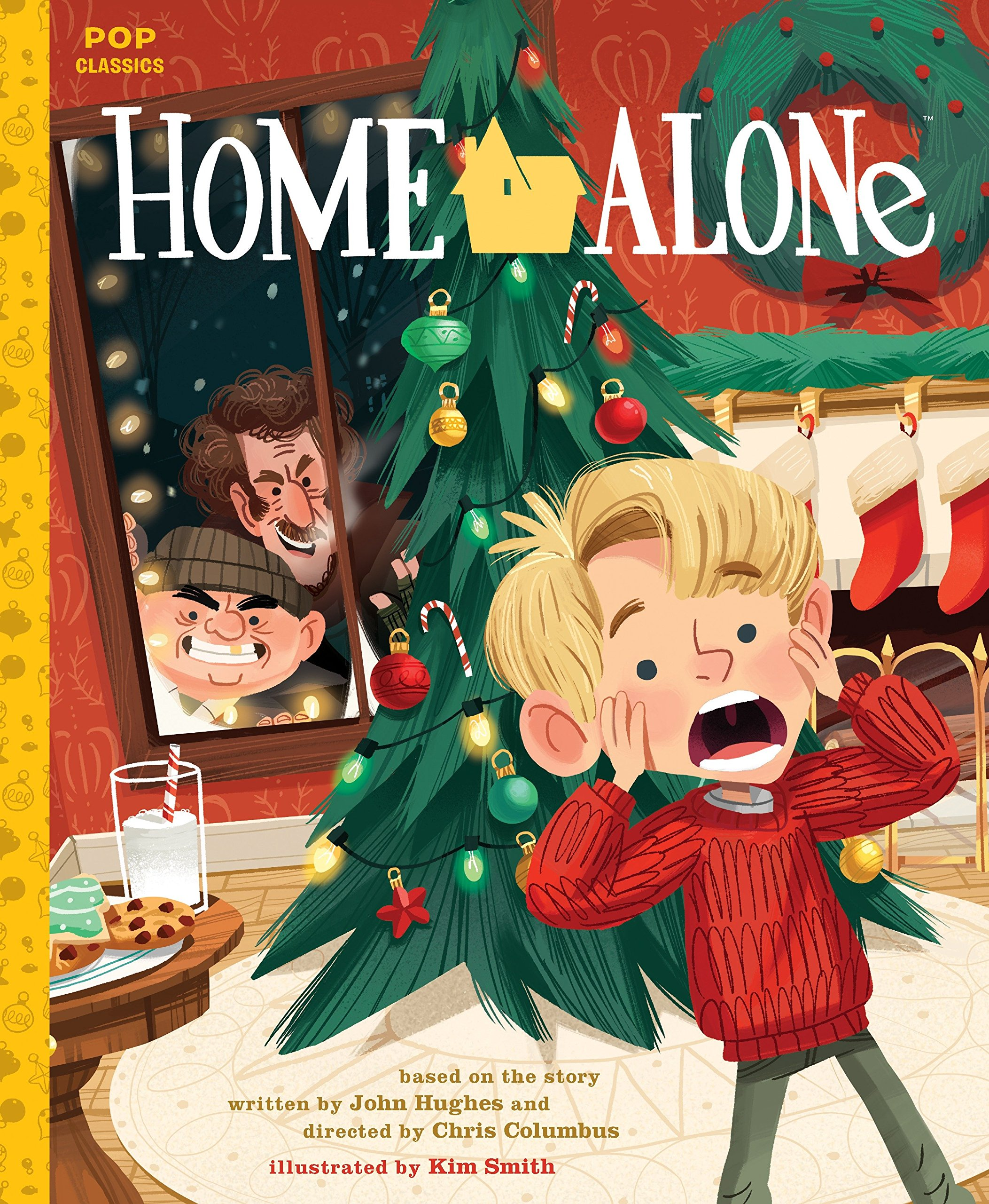 The Best Christmas Picture Books  - Home Alone.jpg