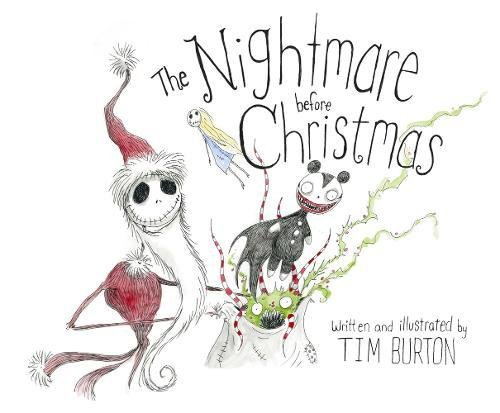 The Best Christmas Picture Books - The Nightmare Before Christmas.jpg