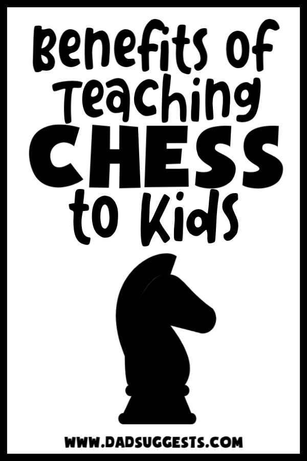 Chess has many benefits for a child's brain. Explore the many benefits of chess for kids. Executive functions (cognitive control) are greatly improved during the time in brain development when it is needed the most. #chess #chessforkids #executivefunctions #logic #teachingkids #raisingkids #parenting #kidsgames #boardgames #dadsuggests