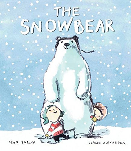 The Best Picture Books for a Snowy Day - The Snowbear.jpg