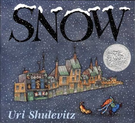 The Best Picture Books for a Snowy Day- Snow.jpg