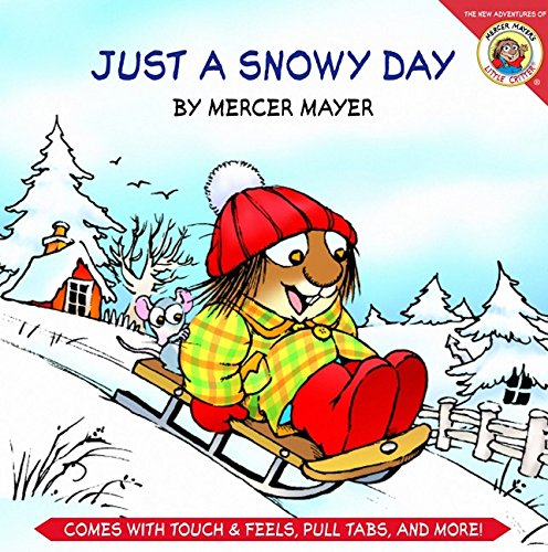 The Best Picture Books for a Snowy Day - Just a Snowy Day.jpg