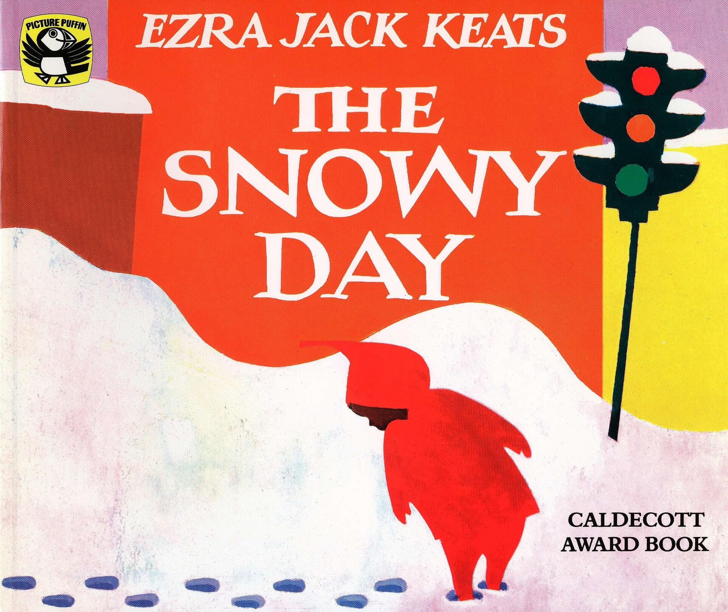 The Best Picture Books for a Snowy Day - The Snowy Day.jpg