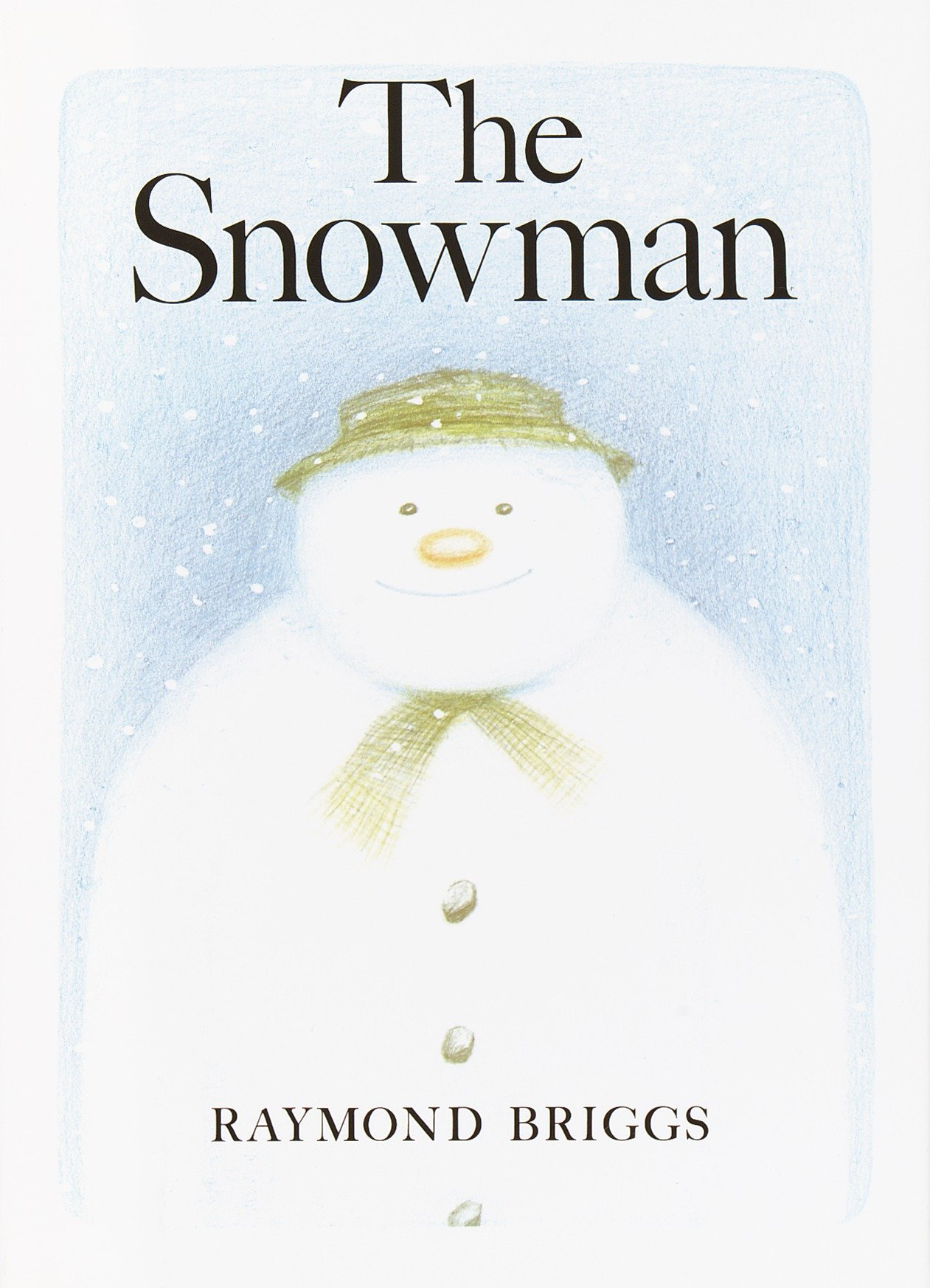 The Best Picture Books for a Snowy Day - The Snowman.jpg