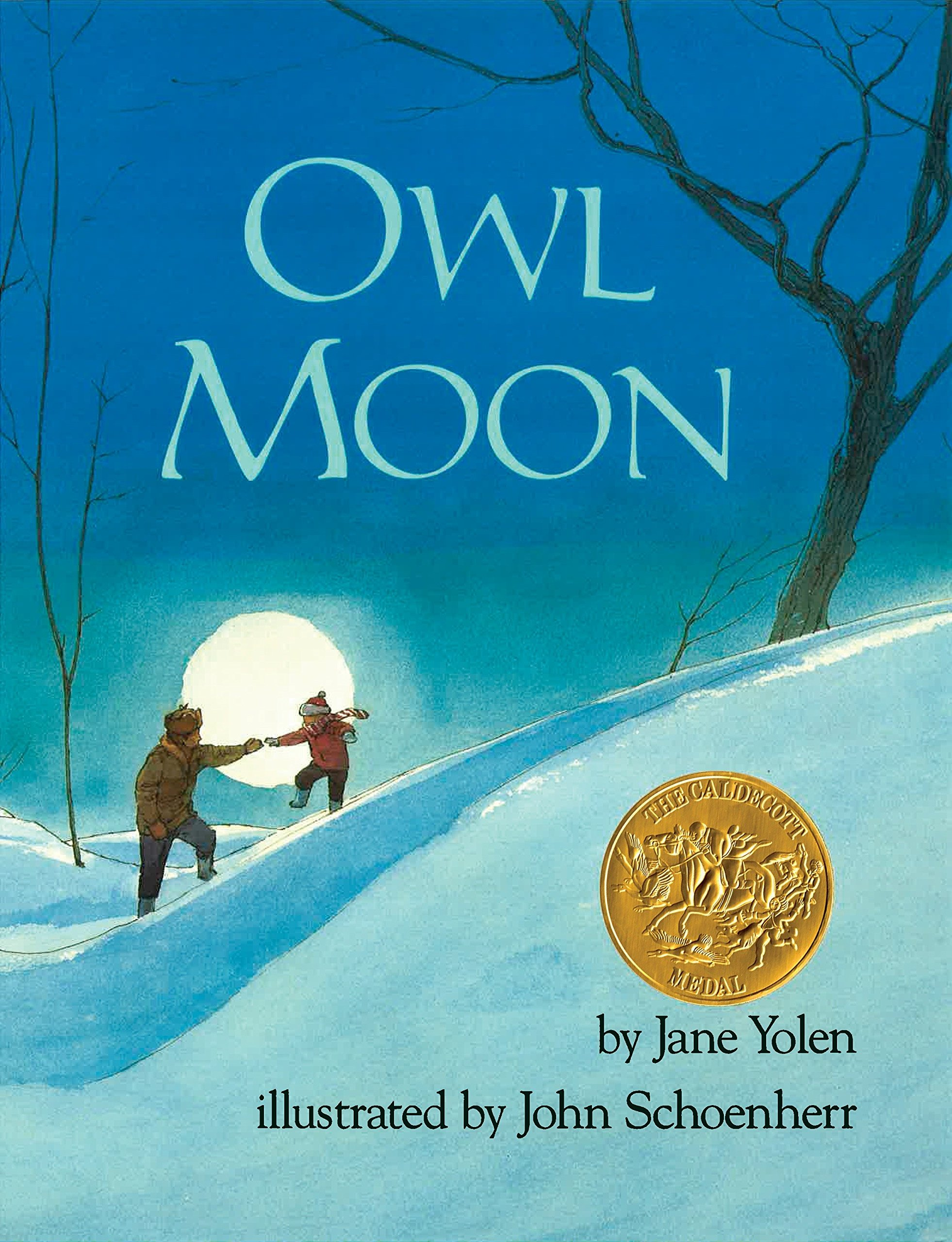 The Best Picture Books for a Snowy Day - Owl Moon.jpg