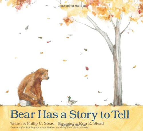 The Best Picture Books for a Snowy Day - Bear Has a Story to Tell.jpg