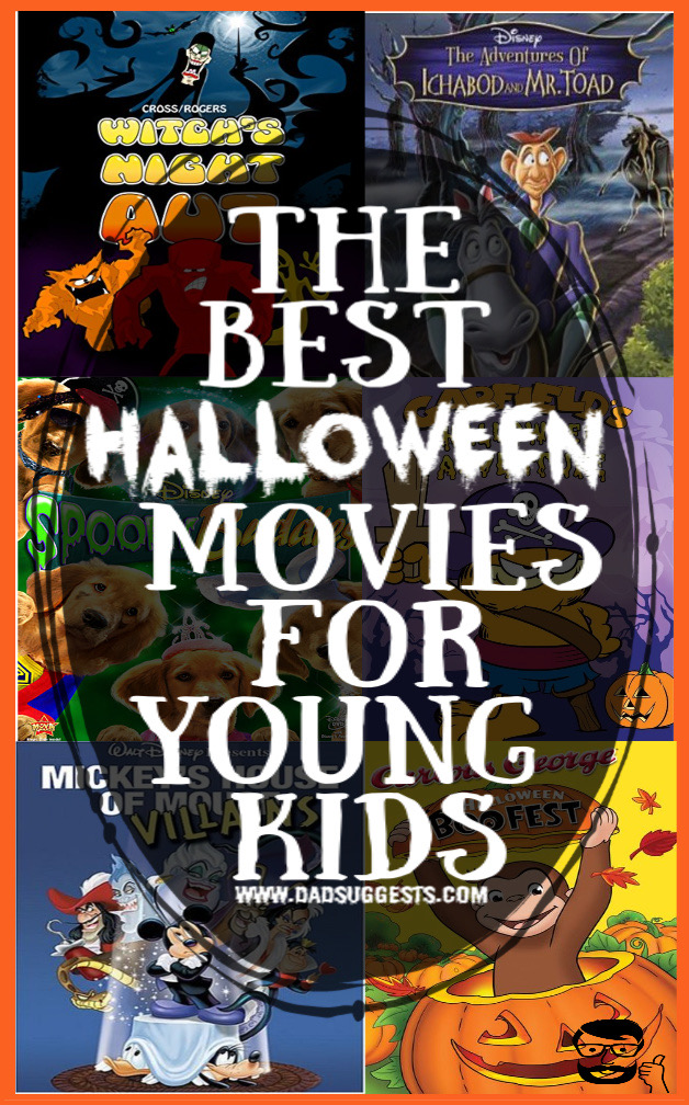 The Best Halloween Movies For Young Kids Dad Suggests