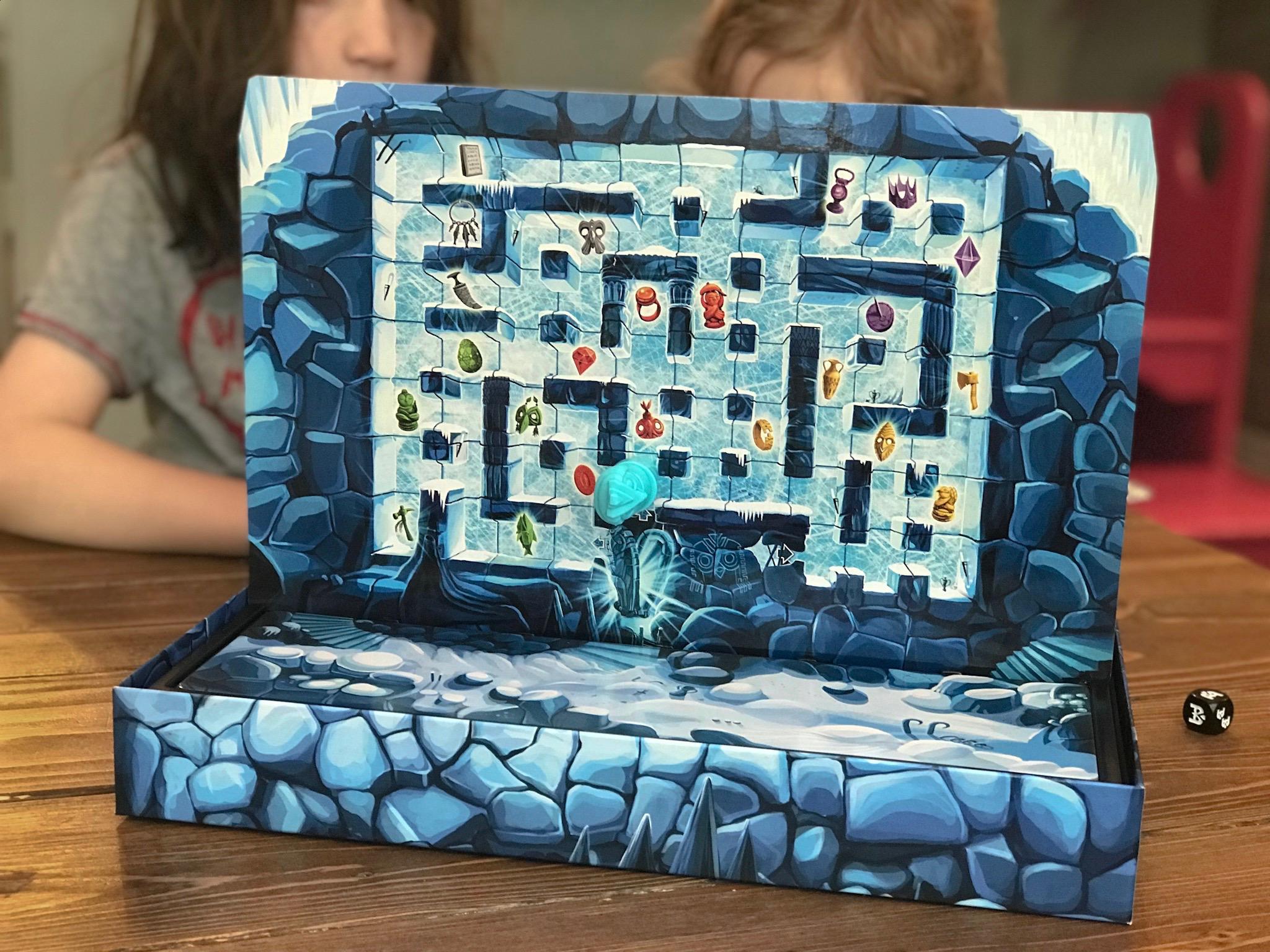 Pyramid of Pengqueen review - Brain Games.jpeg