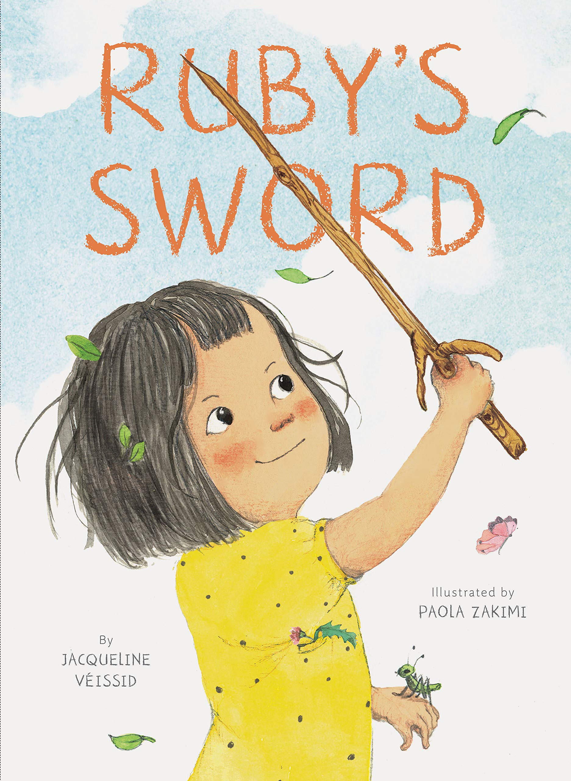 The Best Picture Books About Imagination - Ruby's Sword.jpg