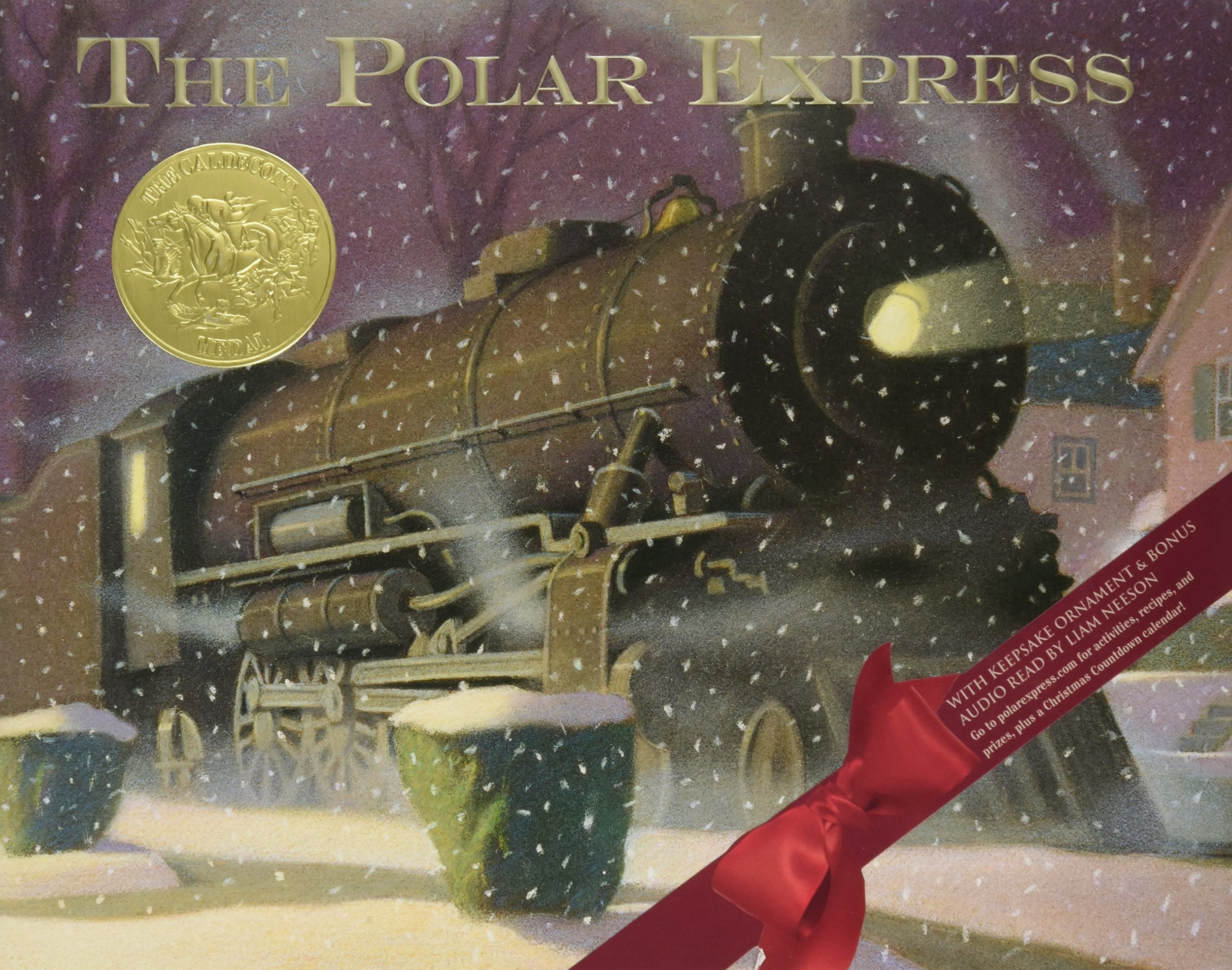 The Best Picture Books About Imagination - The Polar Express.jpg